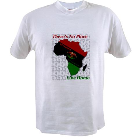 There's No Place Like Home T-Shirt $22.99 http://www.cafepress.com/keyamsha
